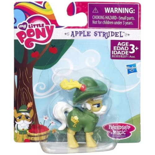 My Little Pony Friendship is Magic Collection Apple Strudel Figure