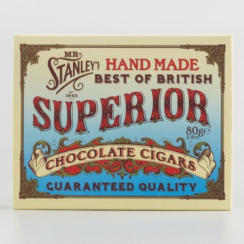 Mr. Stanley's Chocolate Cigars