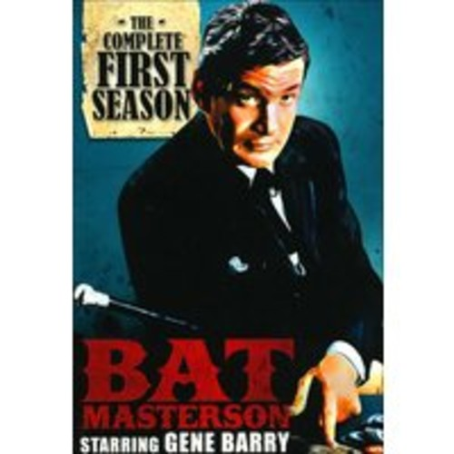 Bat Masterson: The Complete Season One (5 Discs) (dvd_video)