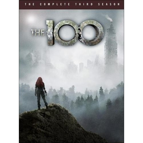The 100: The Complete Third Season [3 Discs] [DVD]