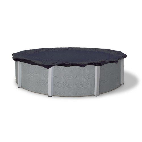 Blue Wave 8-Year Round Above Ground Pool Winter Cover In Assorted Sizes [Overall Dimensions : 30 ft.]
