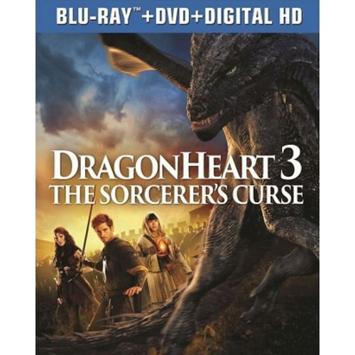 Dragonheart 3: The Sorcerer's Curse [Blu-ray]