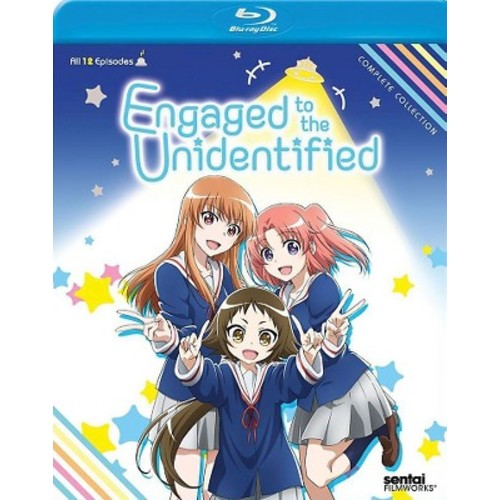 Engaged to the Unidentified: Complete Collection (Blu-ray)