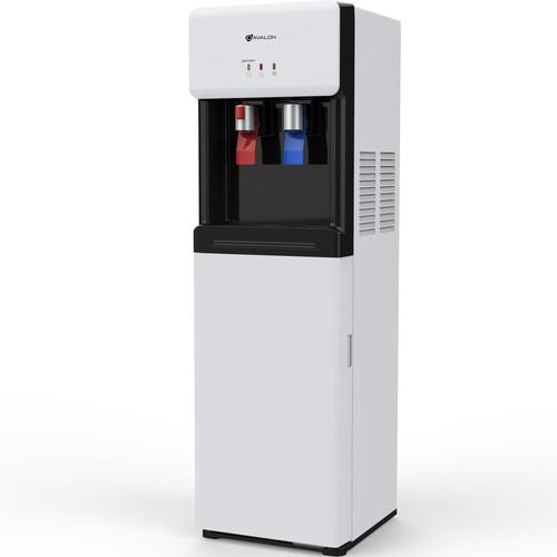 Avalon Self-Cleaning Bottom Loading Water Cooler Dispenser, White