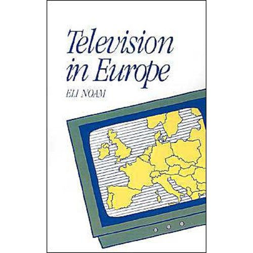 Television in Europe / Edition 1