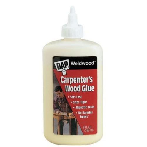 DAP Weldwood 8 oz. Carpenter's Wood Glue (24-Pack)