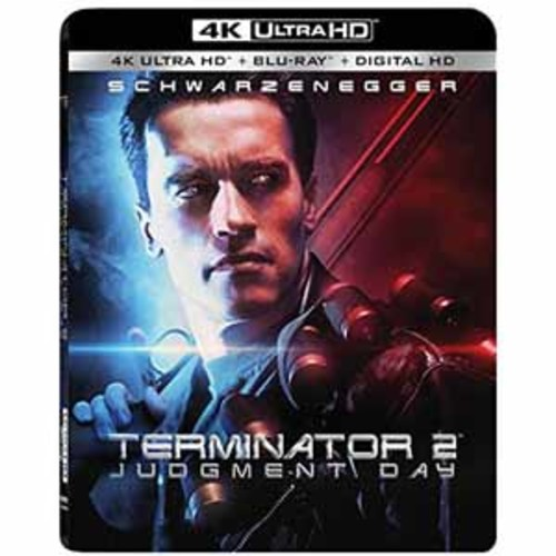 Terminator 2: Judgment Day [4K UHD] [Blu-Ray] [Digital HD]