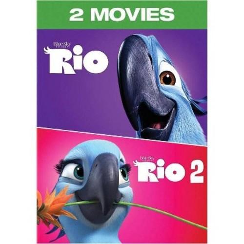 Rio 2 Movie Collection (DVD)