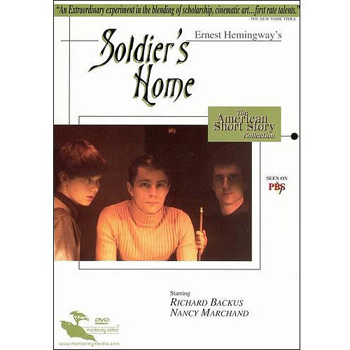 American Short Story Collection: Soldier's Home