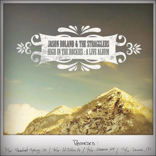 High in the Rockies: A Live Album [CD]