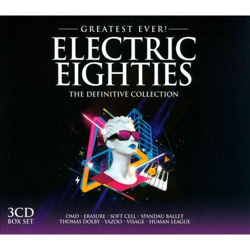 Greatest Ever! Electric Eighties [CD]