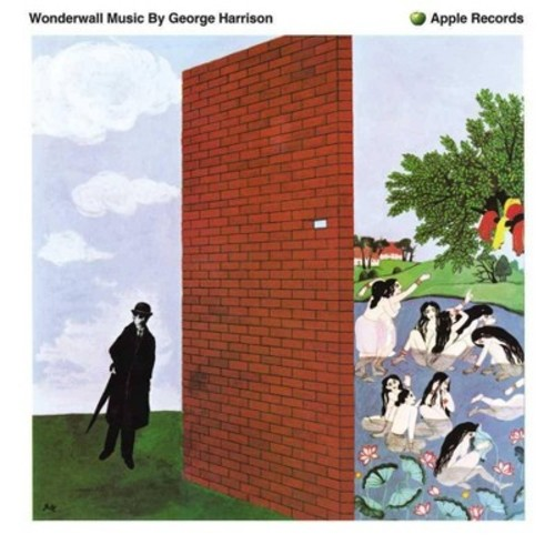 George Harrison - Wonderwall Music (Vinyl)