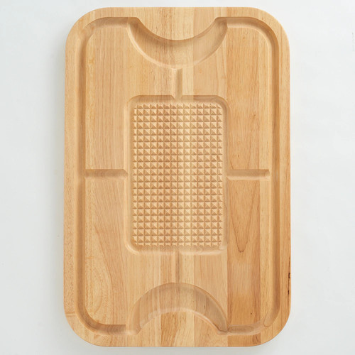 Food Network Wood Carving Board