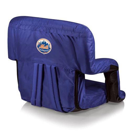Picnic Time New York Mets Ventura Portable Reclining Seat