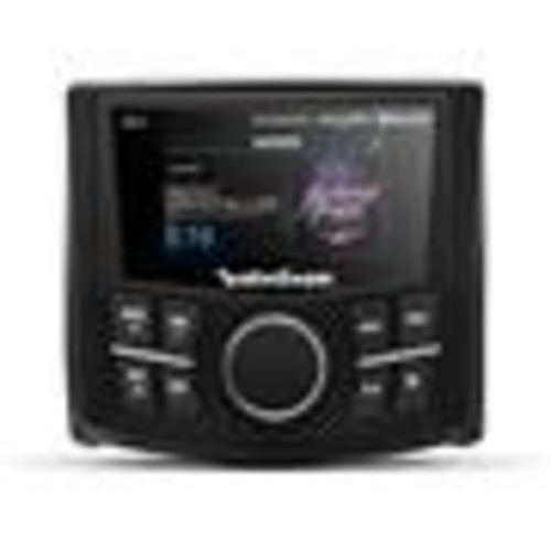 Rockford Fosgate PMX-3 Marine digital media receiver with Bluetooth and camera input (does not play CDs)