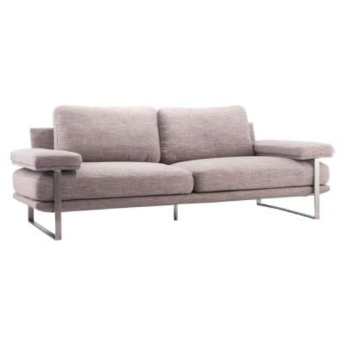 ZUO Jonkoping Wheat Fabric Sofa