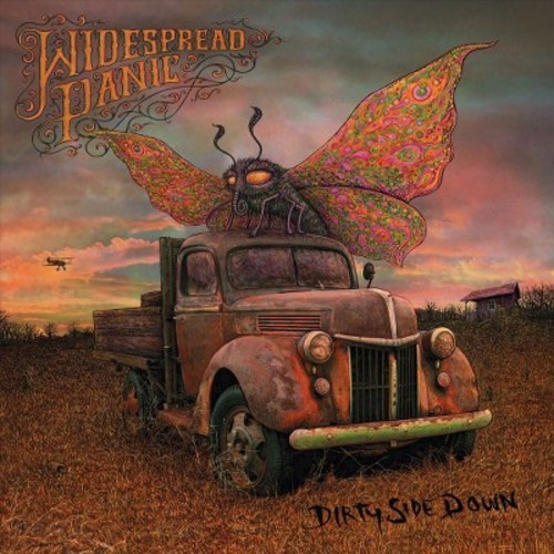 Widespread Panic - Dirty Side Down (CD)
