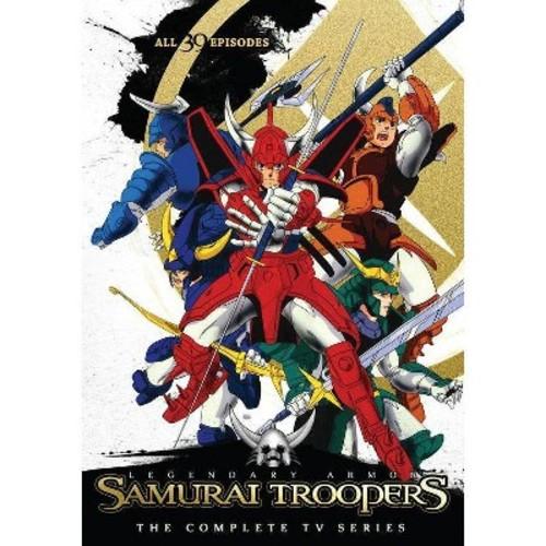 Samurai Troopers Complete Series