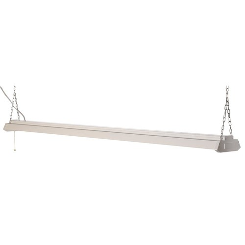 Honeywell 50-Watt Aluminum Integrated LED Shop Light