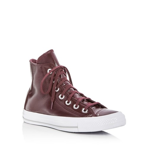 Women's Chuck Taylor All Star Patent Leather High Top Sneakers