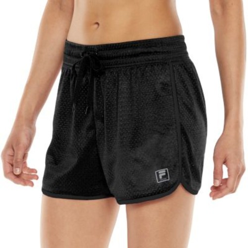 Women's FILA SPORT Academy Mesh Performance Shorts