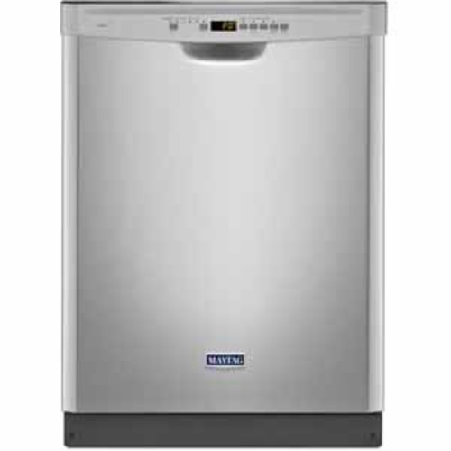 Maytag Fingerprint Resistant Tub Dishwasher with Large Capacity - Stainless Steel