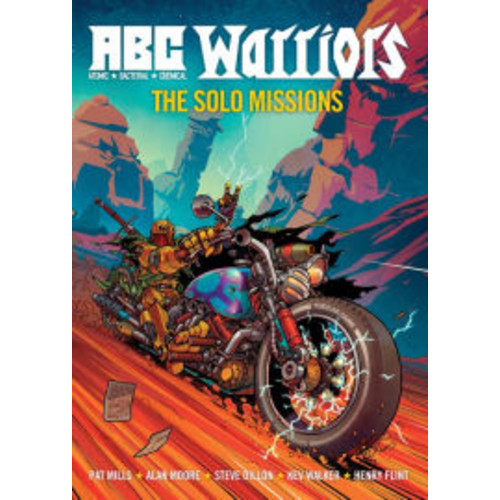 ABC Warriors: The Solo Missions