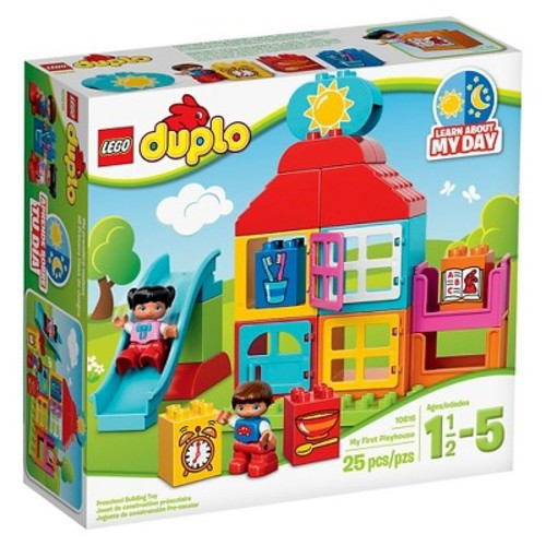 10616 DUPLO My First Playhouse