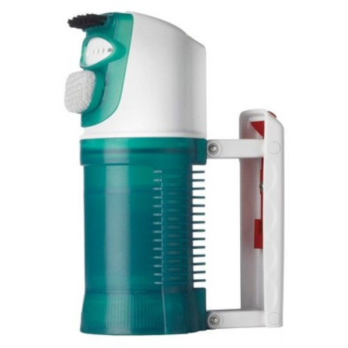 Travel Smart by Conair 450 Watt Dual Voltage Garment Steamer: Home & Kitchen [Green]