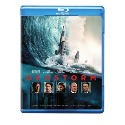 Geostorm (Blu-ray + DVD + Digital)
