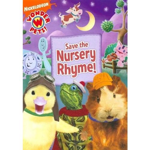 Wonder Pets!: Save the Nursery Rhyme [DVD]