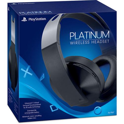 Sony PlayStation 4 Platinum Wireless Headset JCPenney