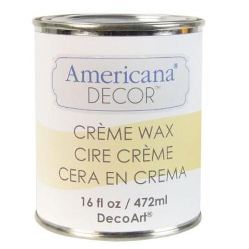 DecoArt Americana Decor 16 oz. Clear Creme Wax