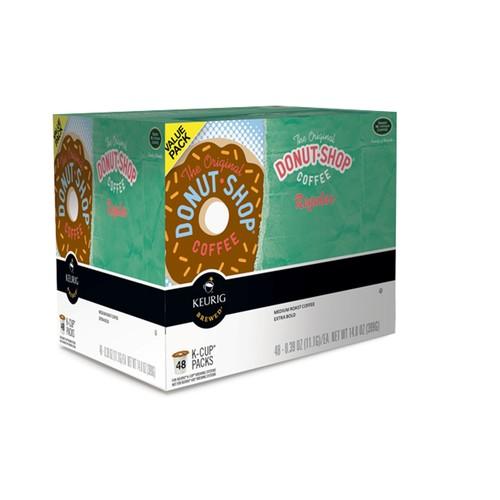 Keurig The Original Donut Shop Coffee - 48 Count