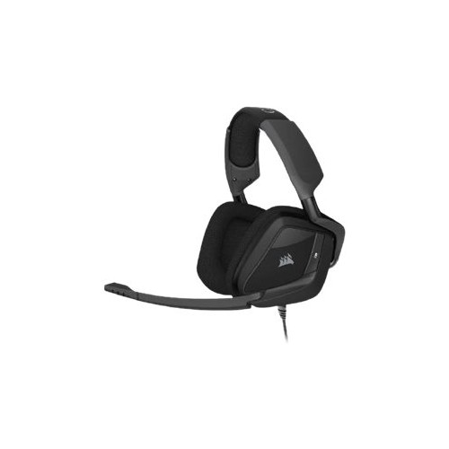 CORSAIR - Gaming VOID PRO Dolby 7.1 Surround Sound Gaming Headset - Carbon