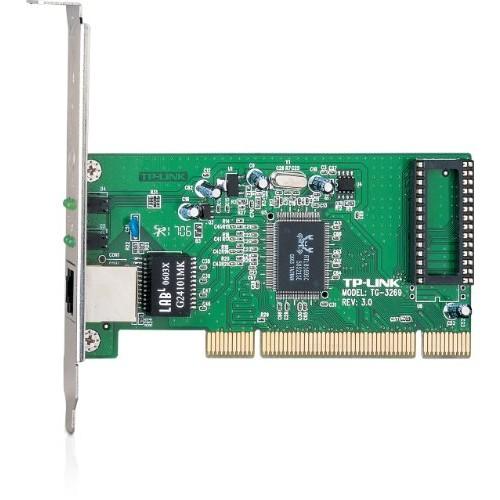 NETWORK INTERFACE CARD 10/100/1000MBS PCI 32BIT