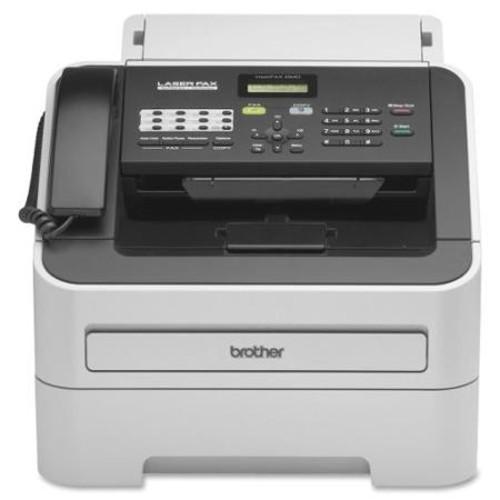 Brother FAX-2940 Laser Multifunction Printer - Monochrome - Plain Paper Print - Desktop