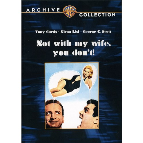 Not With My Wife You Don't (DVD)