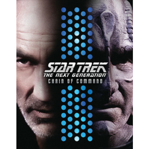 Star Trek: The Next Generation - Chain Of Command (Blu-ray) (Full Frame)