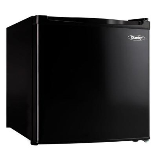 Danby 1.6 cu. ft. Mini Refrigerator in Black