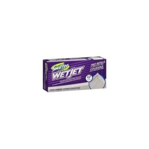 Procter & Gamble Swiffer 08441 Swiffer WetJet Refill Pads 12 Count