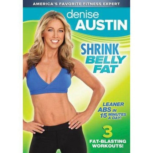 Denise Austin: Shrink Belly Fat [DVD] [2011]