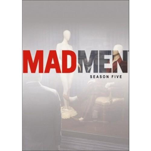 Mad Men: Season Five [4 Discs]