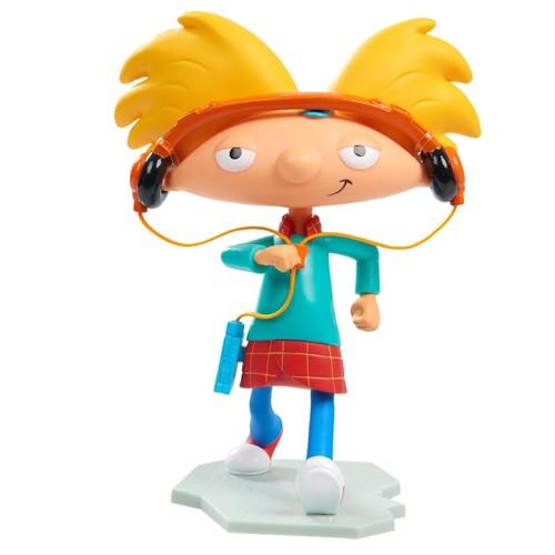 Nick 90's Hey Arnold! 6 inch Vinyl Figure - Arn