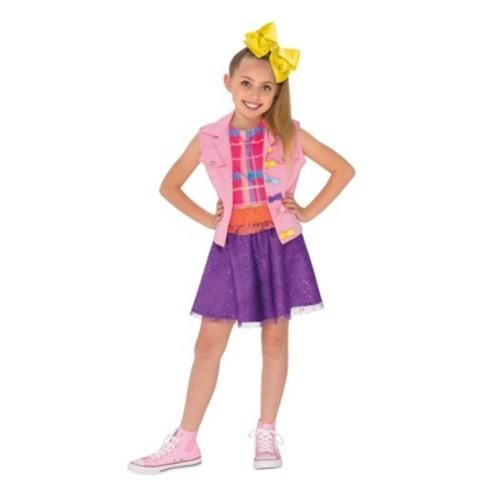 Girls' JoJo Siwa Music Video Outfit Costume