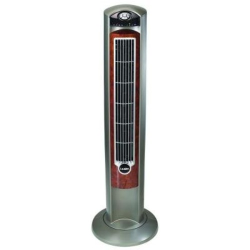 Wind Curve 42 in. Oscillating Tower Fan with Fresh Air Ionizer