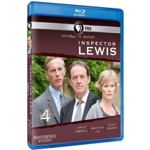 Masterpiece Mystery: Inspector Lewis 4 [Blu-ray] Original UK Edition: Kevin Whately, Laurence Fox, Bill Anderson: Movies & TV