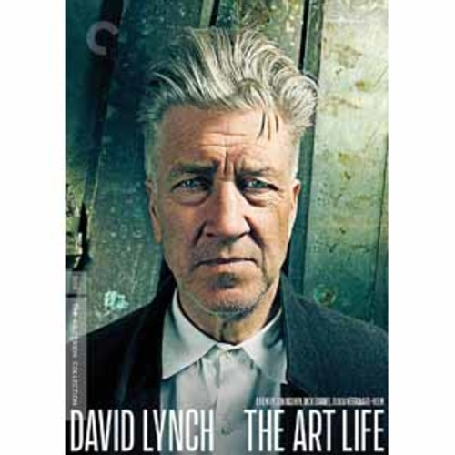 Criterion Collection: David Lynch: The Art Life [DVD]
