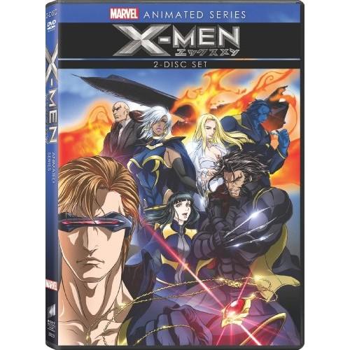 Marvel: X-Men Set- Animated Series