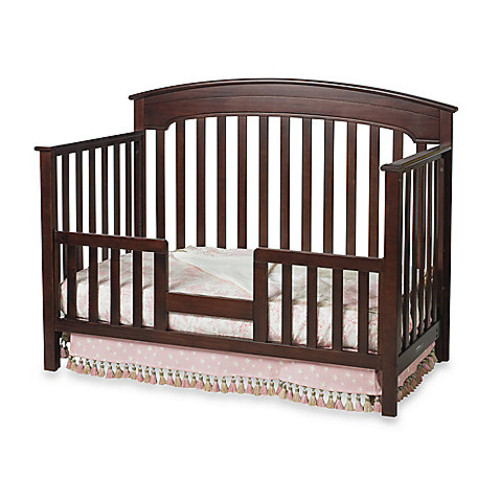 Child Craft Toddler Guard Rail for Multiple Cribs Select Cherry